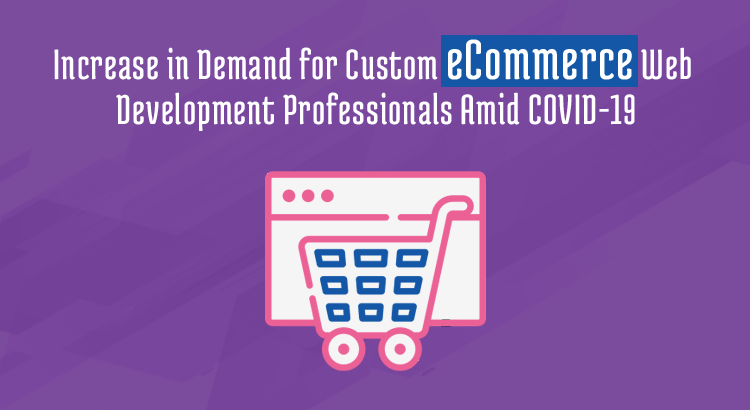 custom ecommerce web development